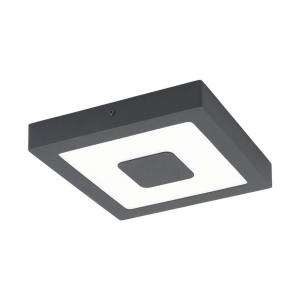 IPHIAS Tak/Vägglampa LED 22,5cm Antracit IP44