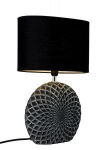 AMADEUS Bordslampa 40cm Svart