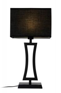 BELGRAVIA Bordslampa 48cm Svart