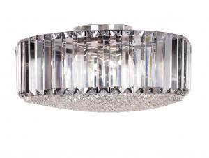ESPLANAD Plafond 38cm Krom/Kristall
