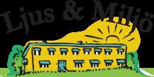 Ljus och Miljö logo
