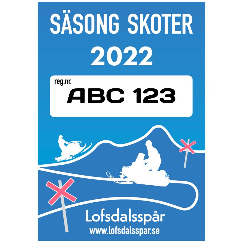 Säsongsledmärke 2022