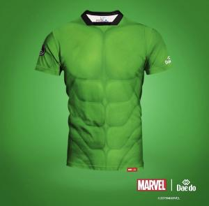 Marvel T-shirt Hulken Full Print