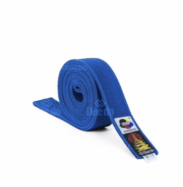 Daedo Karate bälte WKF