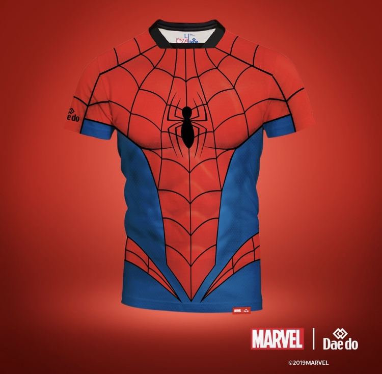 Marvel Spider-Man Full Print T-shirt