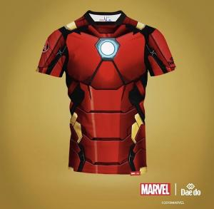 Marvel T-shirt Iron Man Full Print