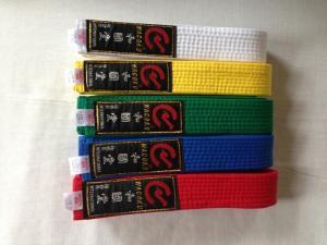 Bälte för Taekwondo, Karate och Judo