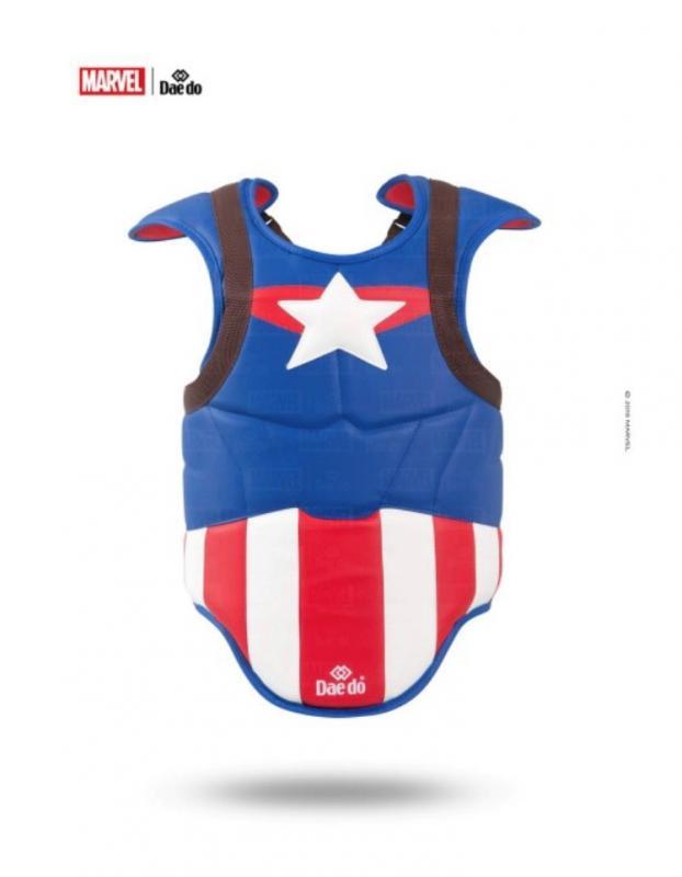 Marvel Captain America Skyddsväst