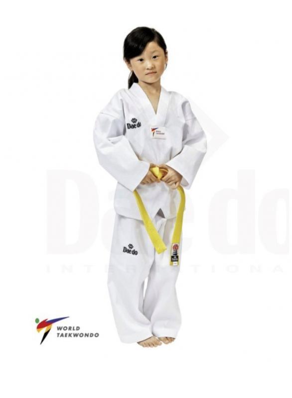 Daedo WT Taekwondo dräkt