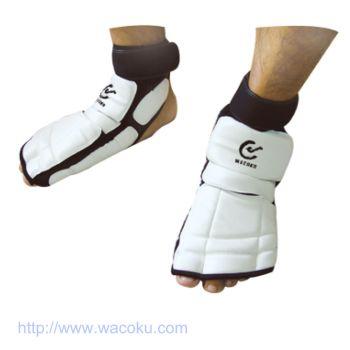 Wacoku fotskydd för Taekwondo