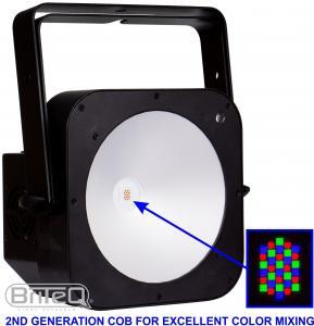 Plano Spot COB SLIM100-RGB