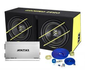 GZIB 2.300SPL/ATU-1500.D + kabelkit