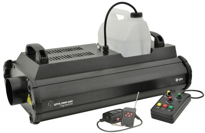 QTFX-2000 MKII