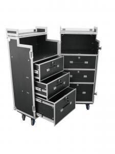 Universal Case DD-1 - Med utdragslådor