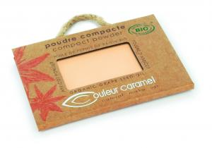 Couleur Caramel Compact powder n°02 Light beige