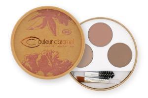 Couleur Caramel Eyebrow kit n°928 blond