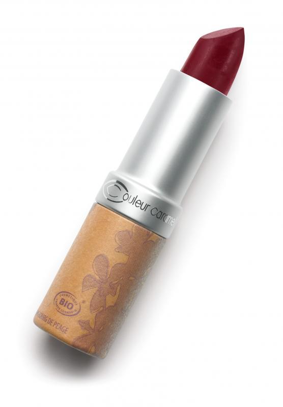 Couleur Caramel Lipstick n°121 Brick-pink