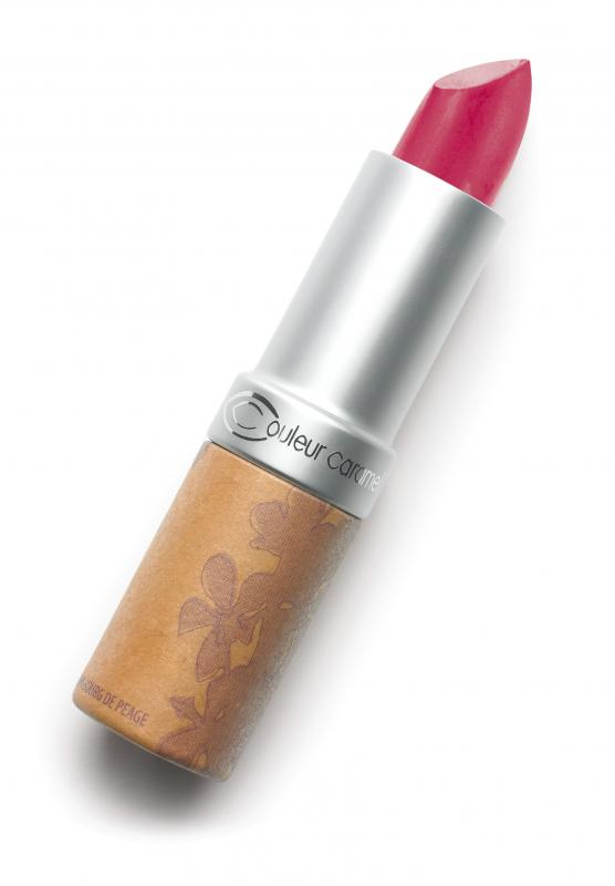 Couleur Caramel Lipstick n°123 Bright pink