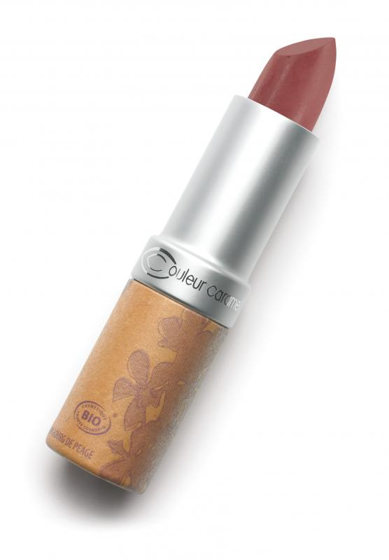 Couleur Caramel Lipstick n°126 Pink beige