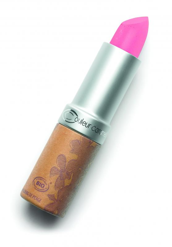 Couleur Caramel Lipstick n°221 Medium pink