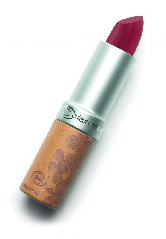 Couleur Caramel Lipstick n°223 True red