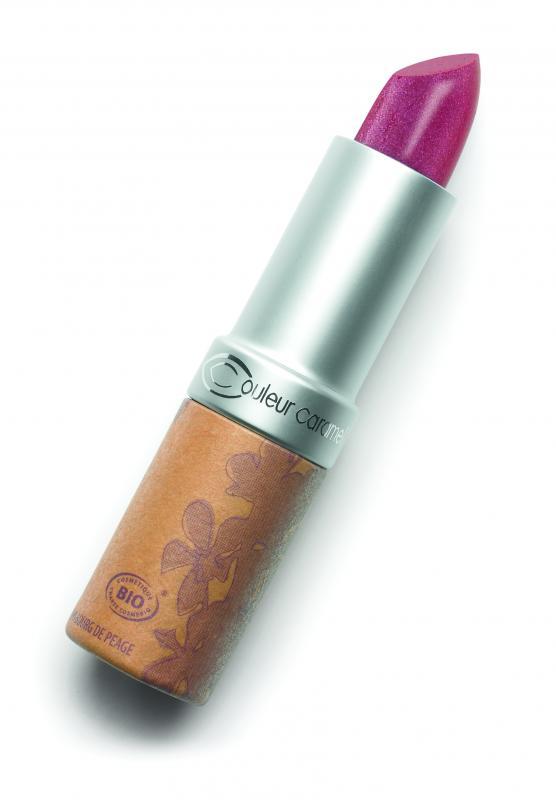 Couleur Caramel Lipstick n°244 Matriochka red