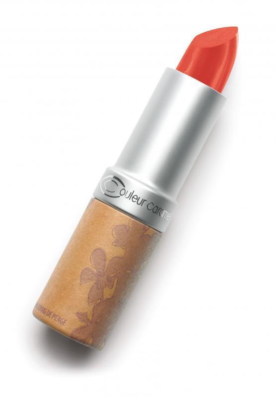 Couleur Caramel Lipstick n°260 Coral