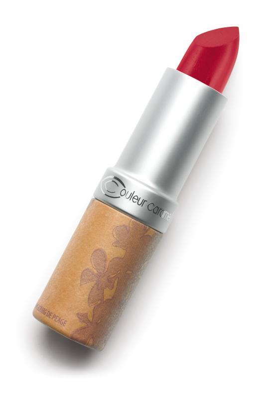 Couleur Caramel Lipstick n°261 Gourmand pink