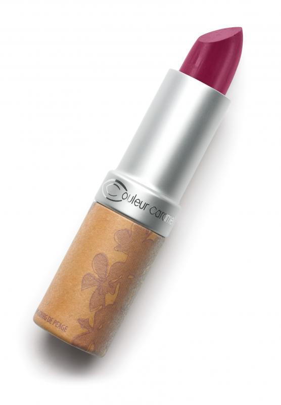 Couleur Caramel Lipstick n°262 Fuchsia