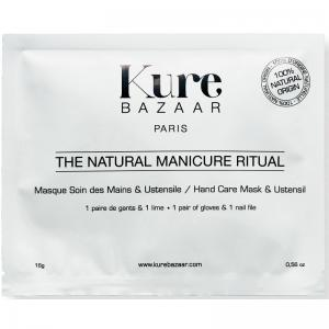 Kure Bazaar The Natural Manicure Ritual Kit