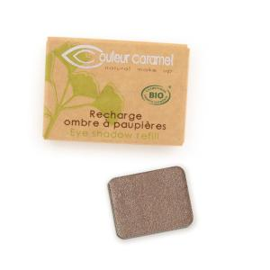 Couleur Caramel Refill Eye shadow n°044 Pearly plum brown