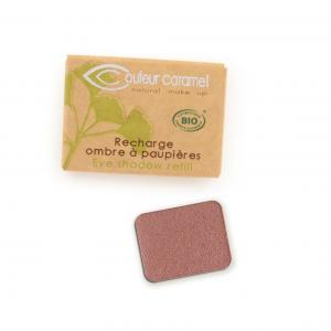 Couleur Caramel Refill Eye shadow n°066 Pearly old rose