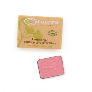 Couleur Caramel Refill Eye shadow n°150 Matt pink flash