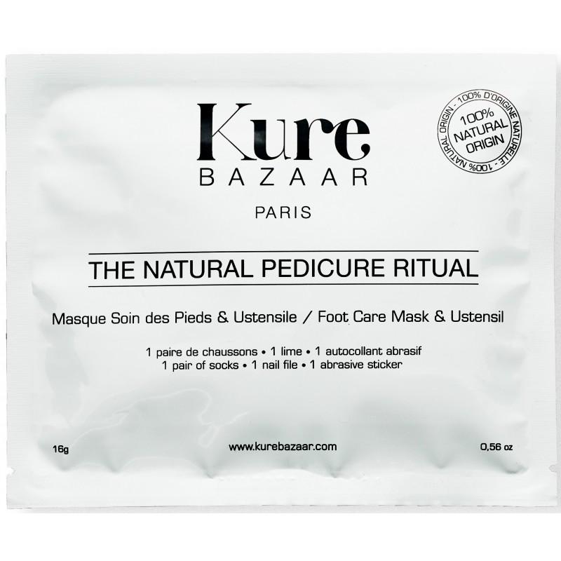 Kure Bazaar The Natural Pedicure Ritual Kit