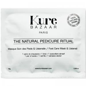Kure Bazaar The Natural Pedicure Ritual Kit