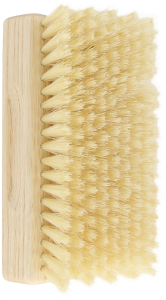 TEK Dry brush with natural piglet bristles (soft)