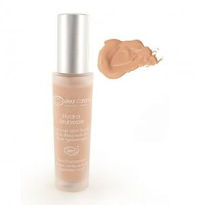 Couleur Caramel Hydra Jeunesse fluid foundation n°24 Sand 30 ml