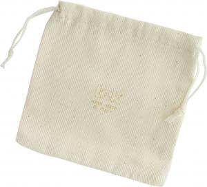 TEK  Small cotton bag 11,5 x 11,5 cm