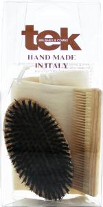 TEK GIFT BAG MEN Brush + Comb