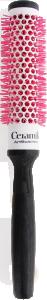 TEK Ceramik antibacteric round brush Ø 24mm Pink bristles
