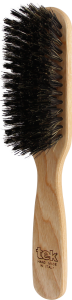 TEK Rectangular brush with wild boar bristles/nylon