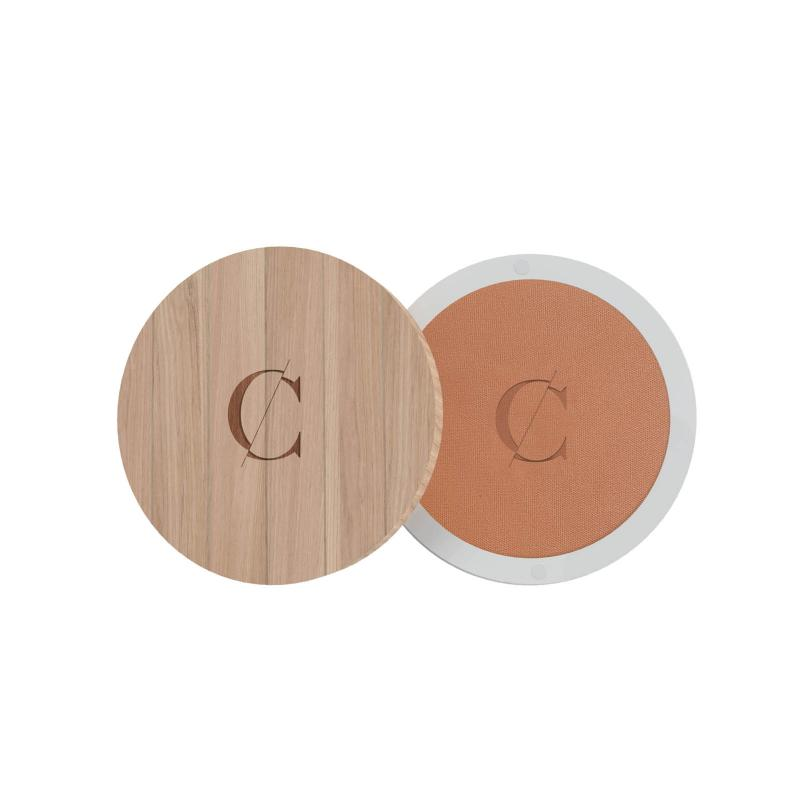 Couleur Caramel Compact bronzer n°28 Pearly golden