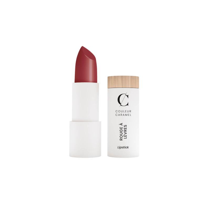 Couleur Caramel Cream Lipstick n°223 True red