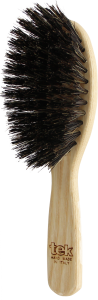 TEK Small oval brush wild boar bristles mixed with nylon