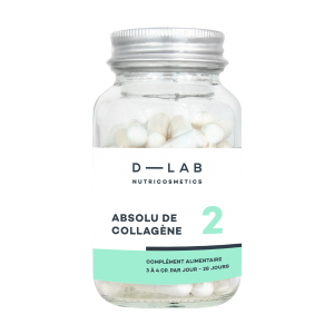 D-LAB nutricosmetics Pure Collagen