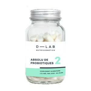 D-LAB nutricosmetics Pure Probiotics