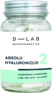 D-LAB nutricosmetics Pure Hyaluronic 28 days treatment