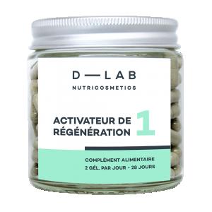 D-LAB nutricosmetics Regeneration Activator