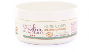 L'Atelier des Délices NUTRI Extra-rich Body butter 150 ml