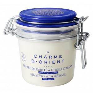 Charme d'Orient Shea Butter with Argan 200 ml